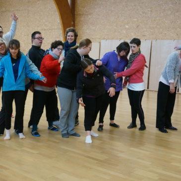 Danse en ESAT, un atelier artistique professionnel pour travailleurs handicapés