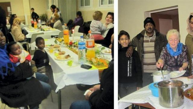 Association REDA à Angers : Réseau d'Entraide des Demandeurs d'Asile