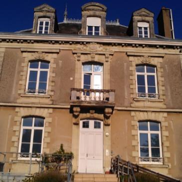 La résidence du château de Trélazé